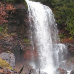 Moraine Creek Falls