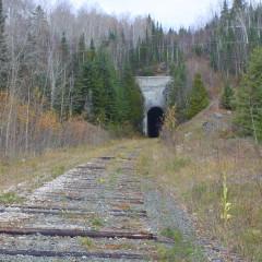 Jumbo's Cove Train Tunnel