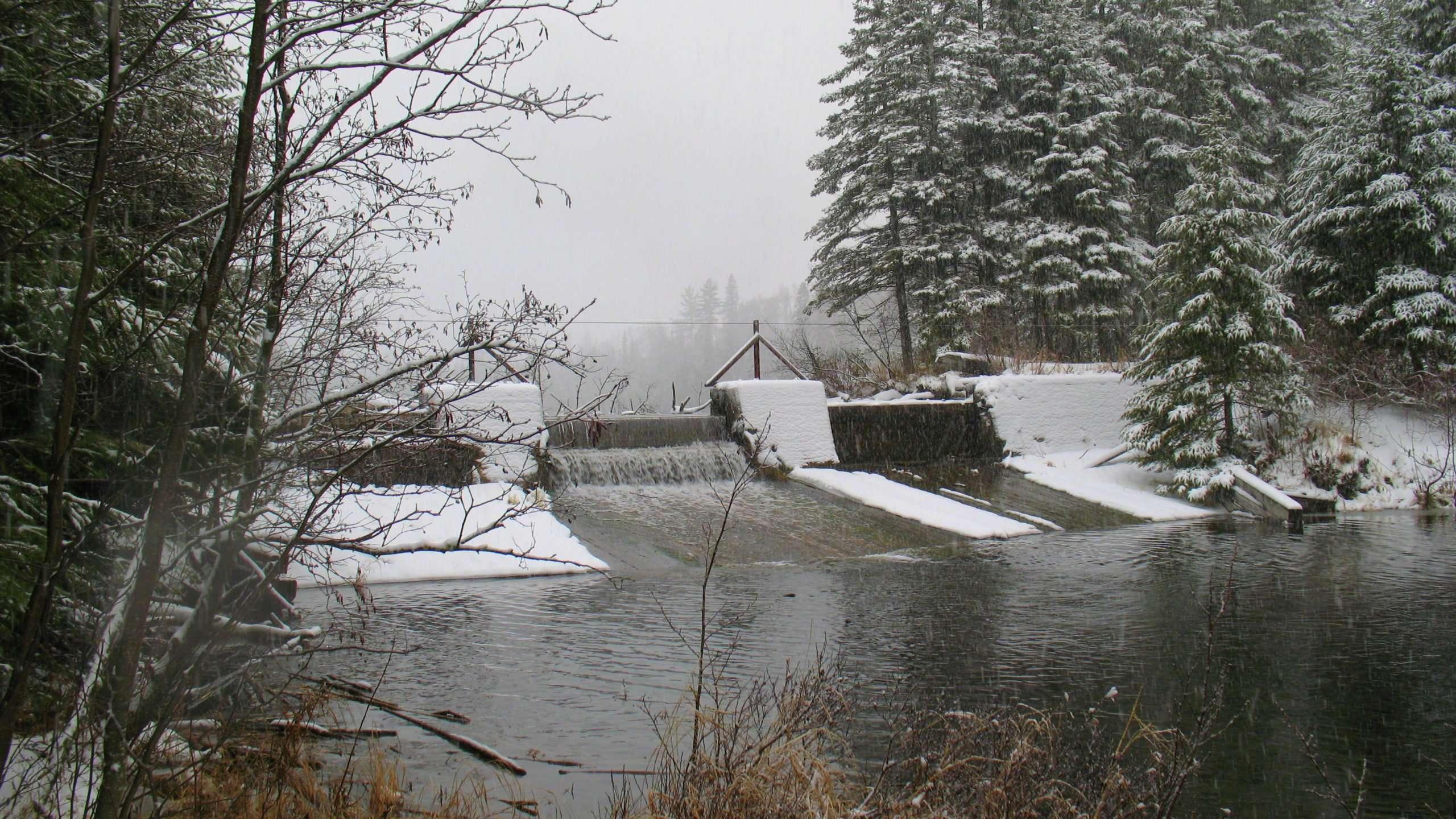 Loch Lomond Dam