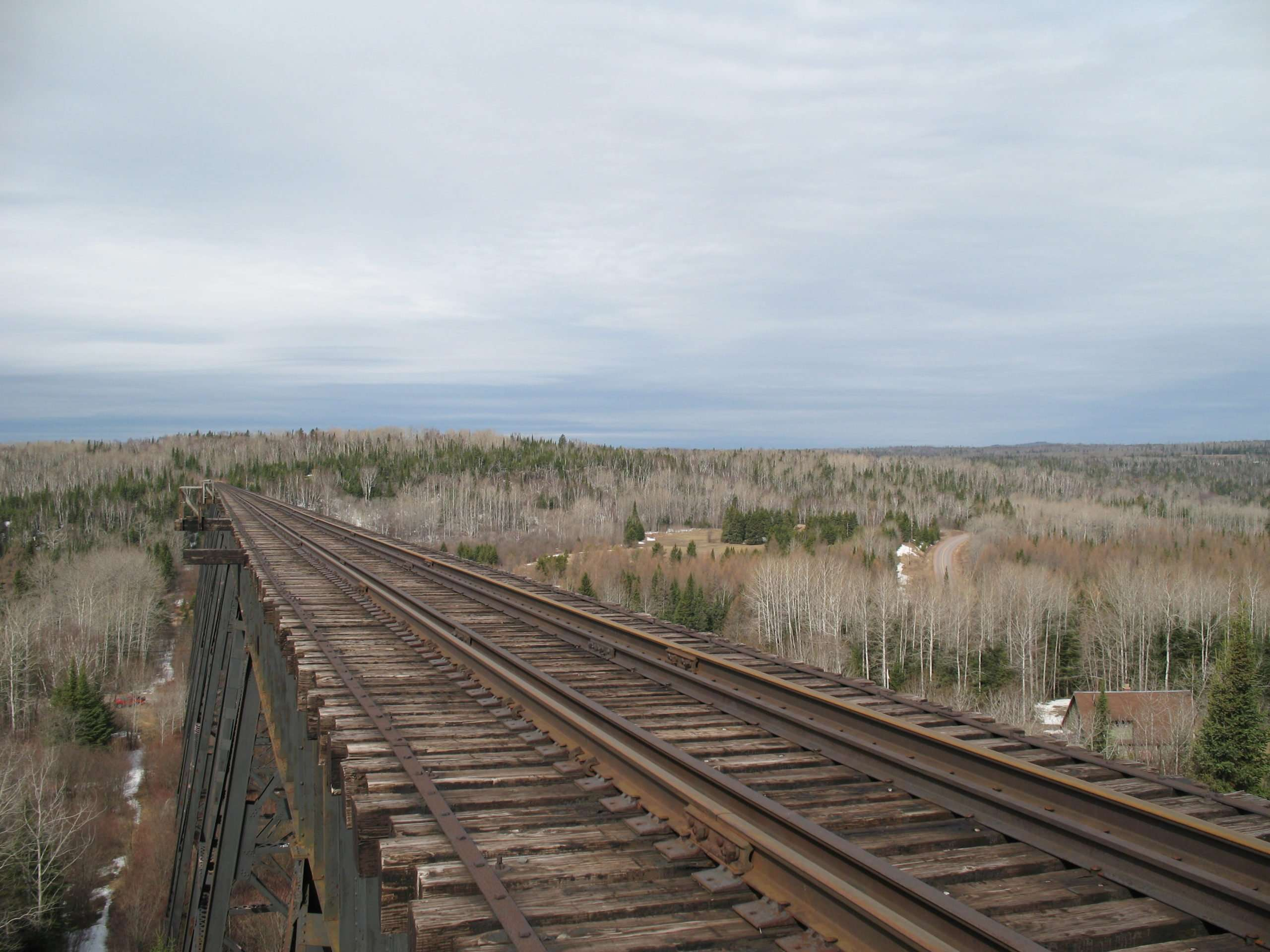 Pass Lake Trestle