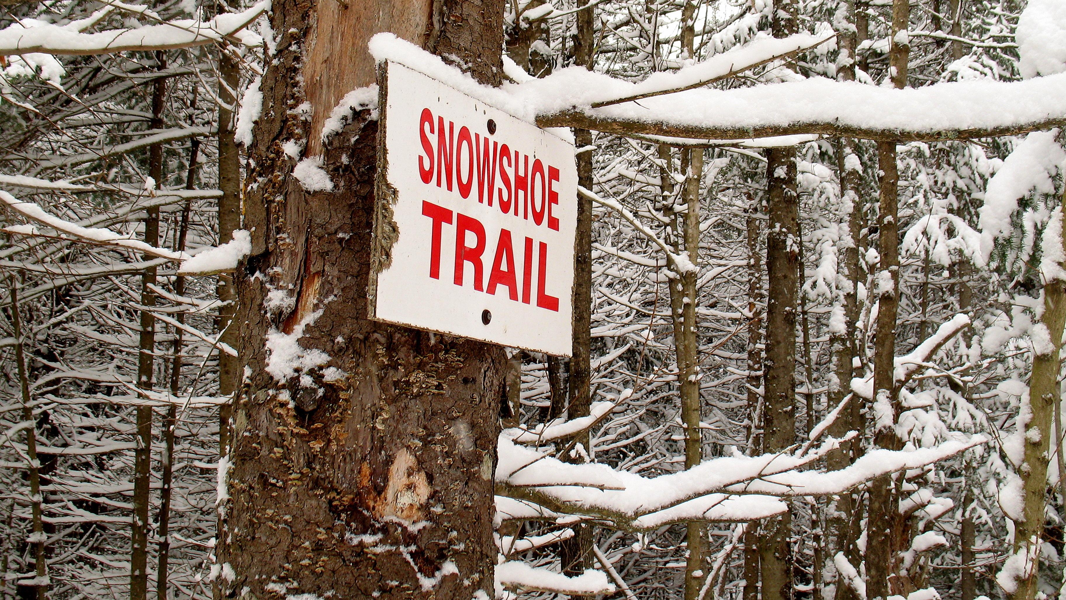 Hiawatha 4k Snowshoe