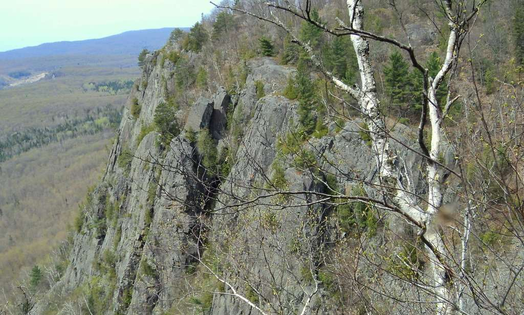Robertson Cliffs:  Ila's Loop