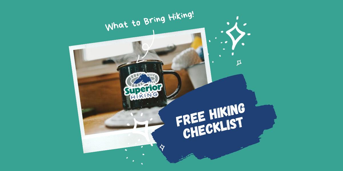 free hike checklist